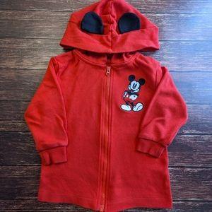 Disney Mickey Mouse Ears Hoodie